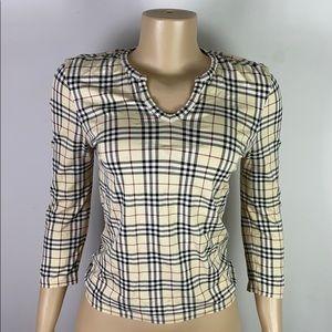 🌻🌻Beautiful Burberry London shirt size 1 🌻🌻